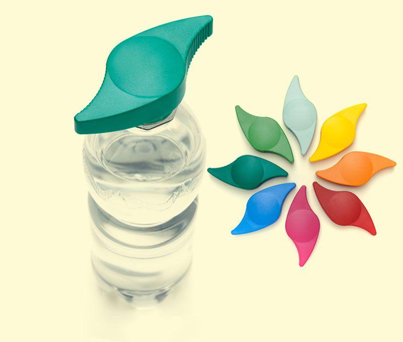 Flaschenöffner STAR TWISTER für PET Flaschen