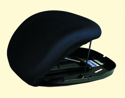 motorrad komfort sitzbank kissen tourtecs air deluxe gr e s. Black Bedroom Furniture Sets. Home Design Ideas